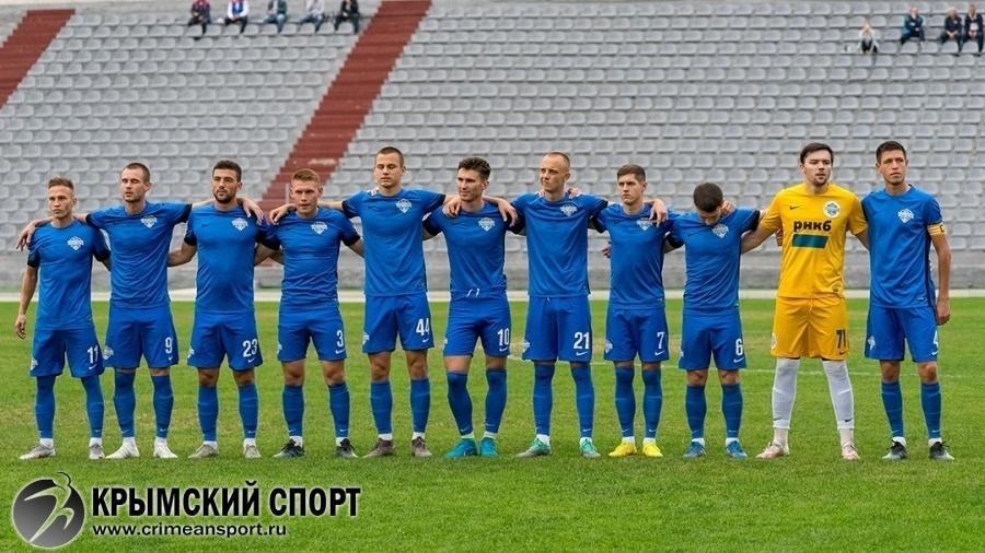 Стартовал розыгрыш Кубка Крыма по футболу среди любительских команд