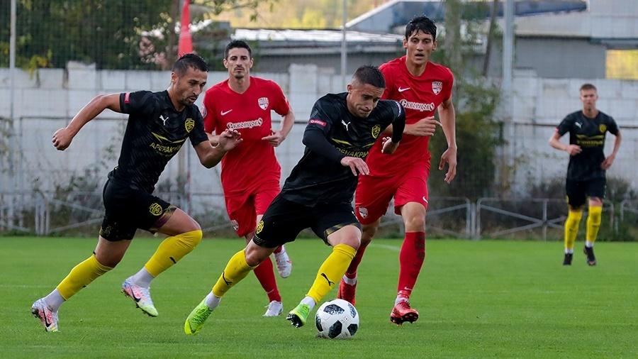 Состоялись три матча четвертого тура Премьер-лиги КФС