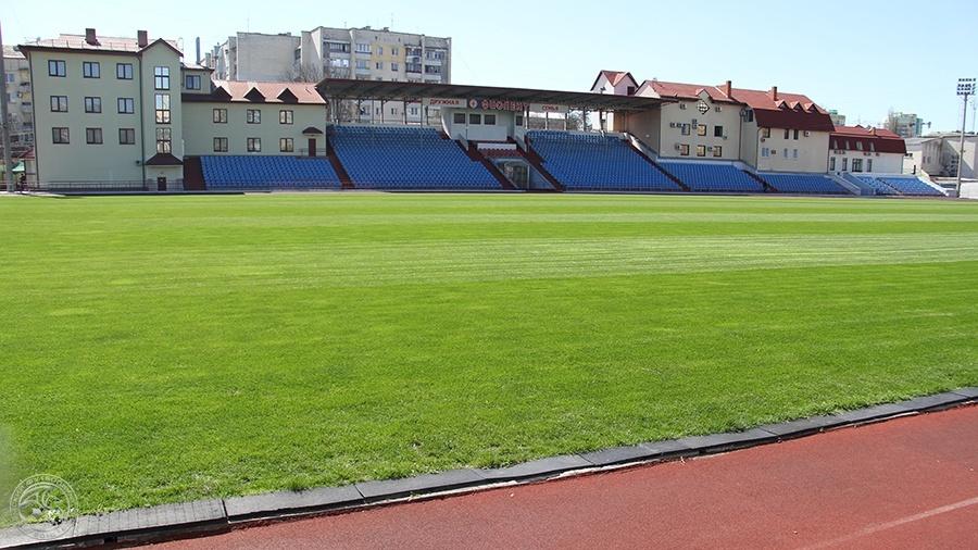 Стадион Фиолент