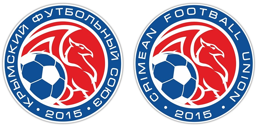 Логотипы Крымского футбольного союза
